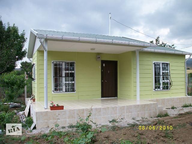 купить бу Строительство домов, офисов и других жилых помещений  в Украине