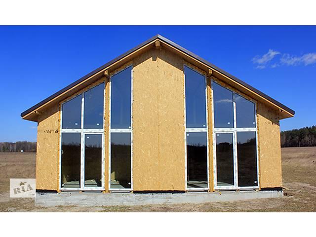 купить бу Строительство SIP (СИП) домов, коттеджей по канадской технологии в Киеве