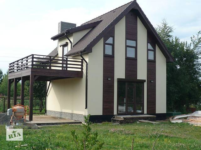 Строительство загородных домов- объявление о продаже  в Днепре (Днепропетровске)