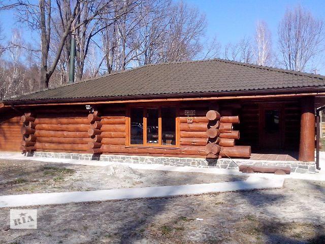купить бу Строительство бань, саун различного типа и сложности.  в Украине