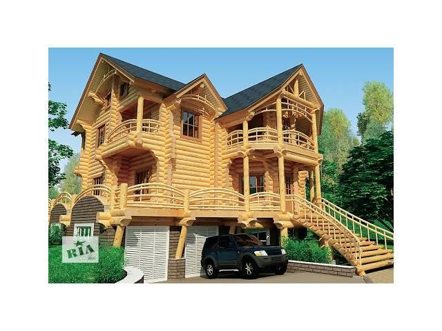 купить бу Строительство деревянных кафе, ресторанов , гостинец.  в Украине