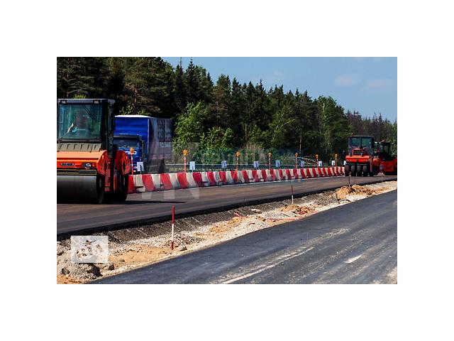купить бу Строительство дорог в Чернигове и области в Чернигове