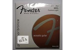 Новые Струны для гитар Fender