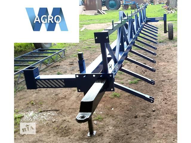 продам Сцепка зубовых борон СЗБ-10У, длина 10 метров для тракторов ЮМЗ и МТЗ бу в Токмаке