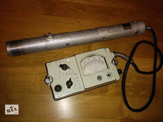 Сцинтилляционный поисковый радиометр дозиметр СРП-68-01- объявление о продаже  в Запорожье