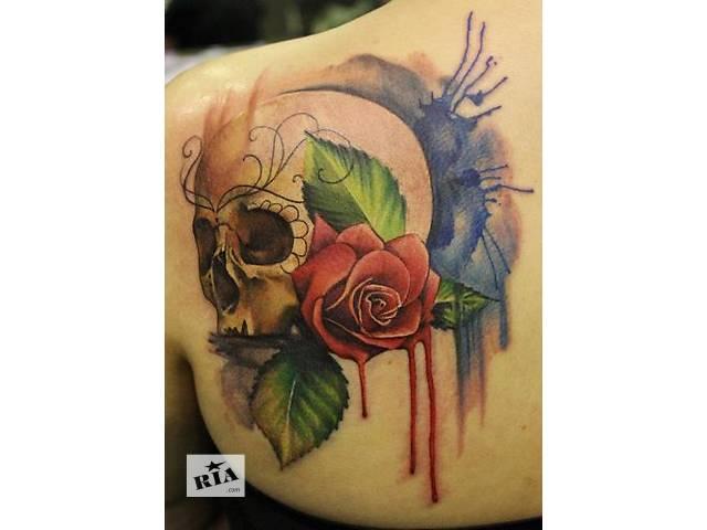 Studio Tattoo.Ink.Street Бровары ул.Киевская 220 остановка Интернат- объявление о продаже  в Броварах