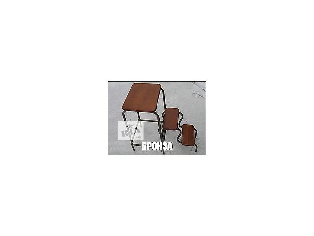 Стул(табурет)-стремянка- объявление о продаже  в Кременчуге