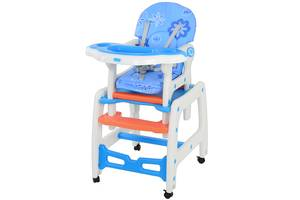 Новые Детские стулья трансформеры Bambi