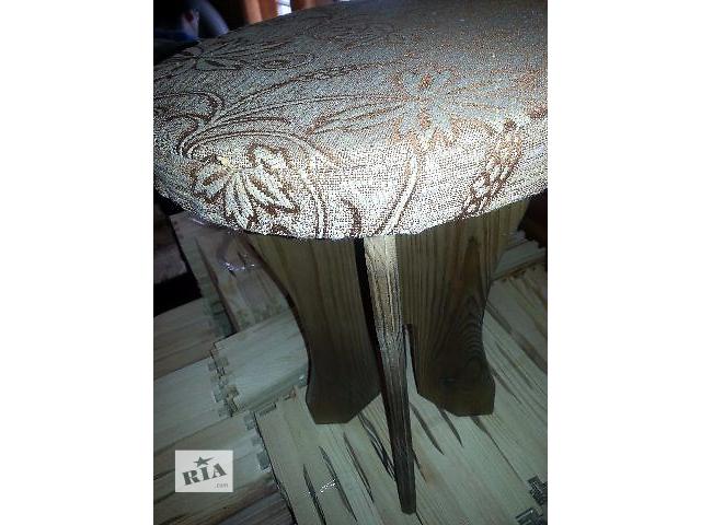 продам Стульчики деревянные ручной работы бу в Харькове