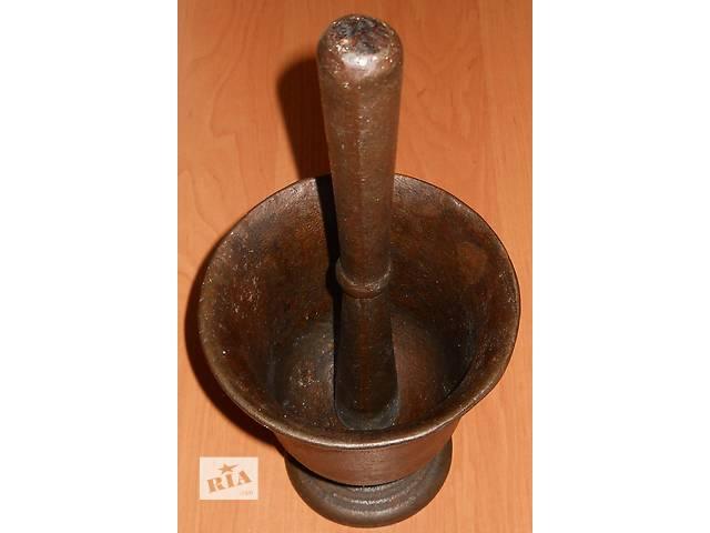 купить бу Ступка чугунная для хозяйственных нужд в Николаеве