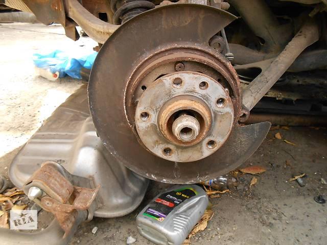 бу  Ступица задняя Volkswagen Touareg (Фольксваген Туарег) 2003г-2009г в Ровно
