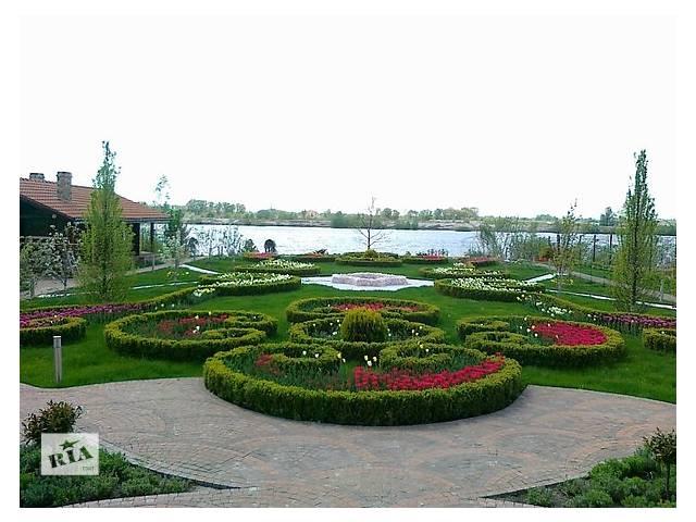 купить бу ландшафтний дизайн, ландшафтні роботи, автоматичний полив, садівник, в Ровно