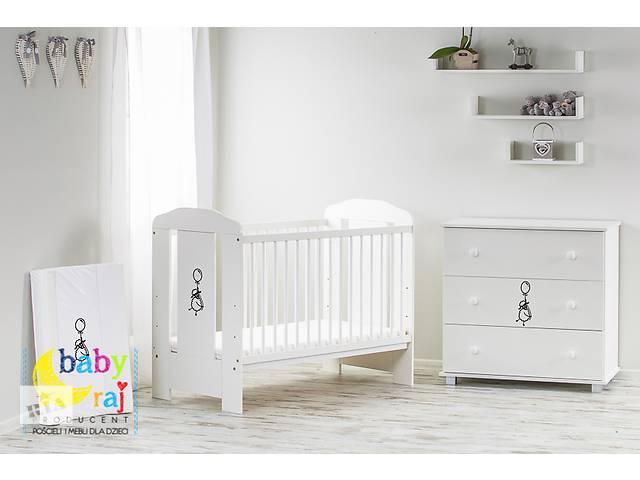 Стильная детская кроватка- объявление о продаже  в Кривом Роге (Днепропетровской обл.)