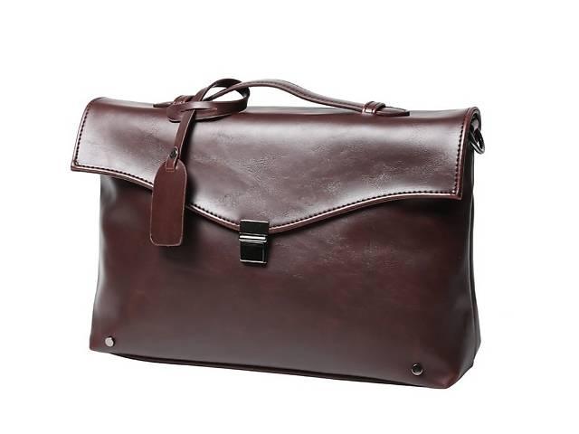 бу Стильная мужская сумка-портфель. Размер 35-25-10 см. Варианты в Киеве