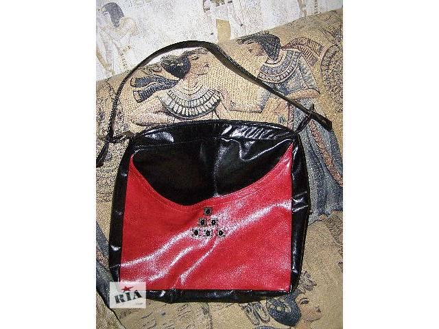 купить бу Стильная,практичная,вместительная сумка.Шила под заказ. в Ромнах