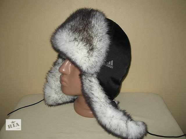продам Стильная шапка бу в Покровске (Красноармейск)