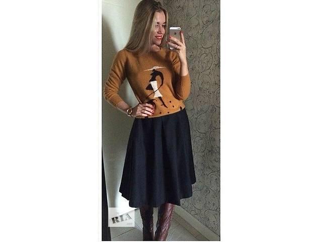 бу Стильная юбка миди в Хмельницком