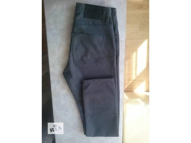 Стильні чоловічі штани, бренд RESERVED- объявление о продаже  в Тернополе