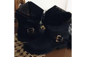 Новые Женские ботинки и полуботинки Bershka