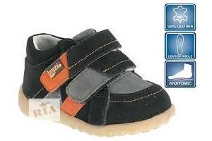 Стильні та комфортні  шкіряні кросівки Beppi з 18 по 24 розм. за зниженою ціною + доставка безкоштовно по всій Україні.