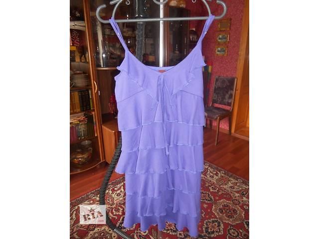 бу Стильное синее платье от MAGNET Blancheporte в Верховине