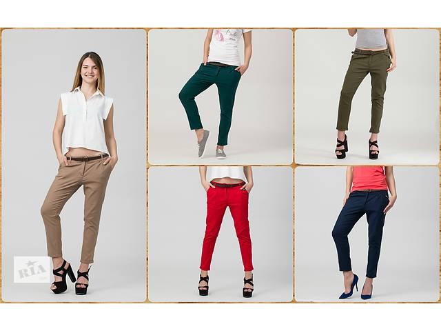 Стильные брюки чиносы ТМ BALLET GRACE.- объявление о продаже  в Одессе