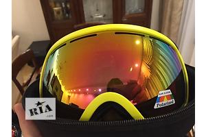 Стильные горнолыжные маски (очки)