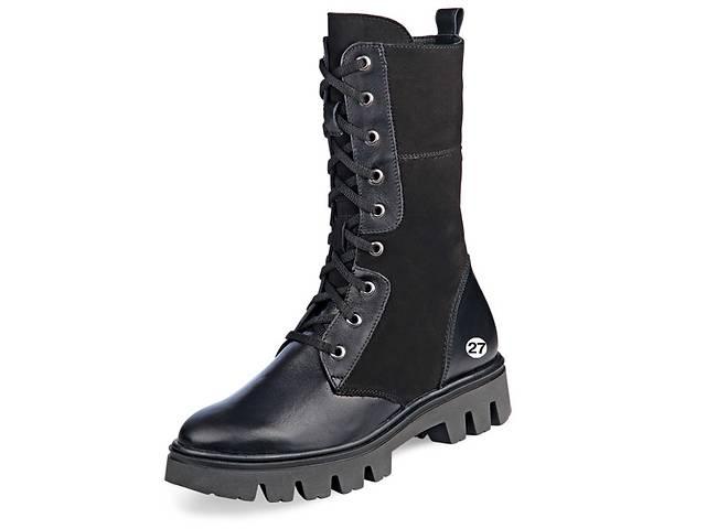 Стильные КОЖАНЫЕ ботинки от MIDA 24560(27)- объявление о продаже  в Черкассах