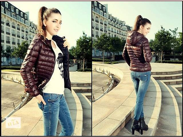 Стильные курточки с капюшоном весна осень- объявление о продаже  в Днепре (Днепропетровск)