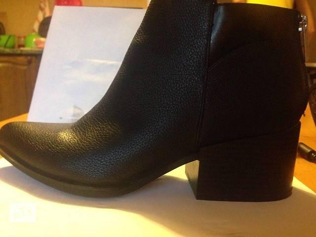 Стильные и удобные ботинки 40-41 р. 750 гр- объявление о продаже  в Киеве