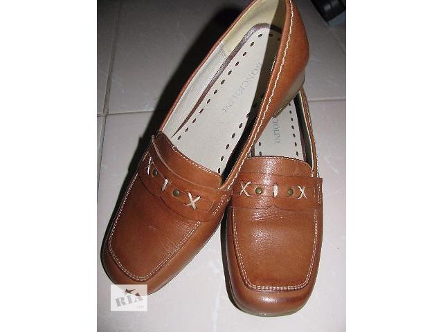 Стильные туфли-лоферы Alessandro Bonciolini- объявление о продаже  в Дрогобыче