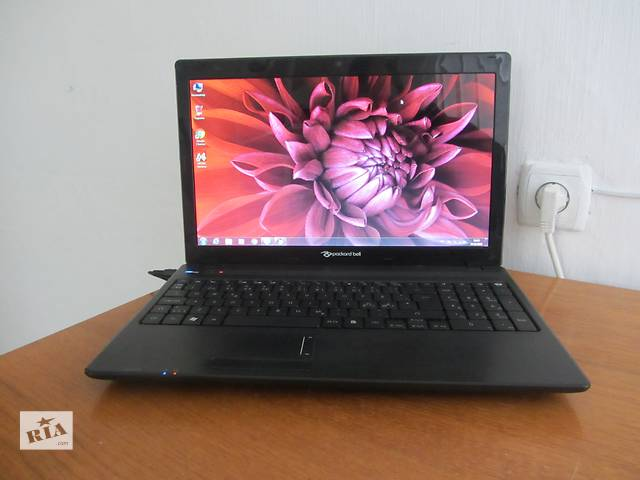 бу Стильный ноутбук Packard Bell Easynote TK11BZ , 2 ядерный с широкоформатным экраном. в Тернополе