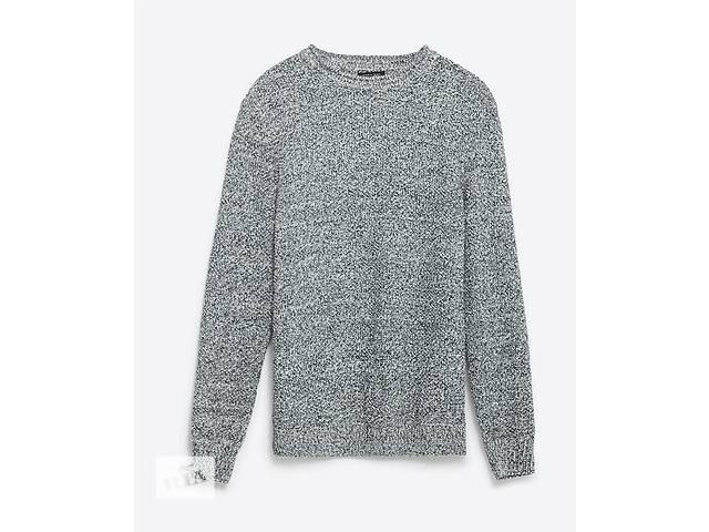 бу Стильный свитер Zara Высокое качество Р-ры L, XL в Конотопе (Сумской обл.)