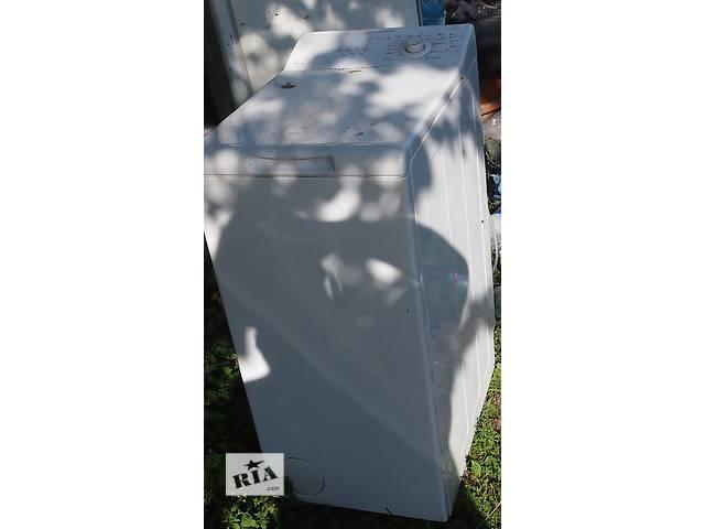 стиральна мащина с верхней загрузкой- объявление о продаже  в Полтаве