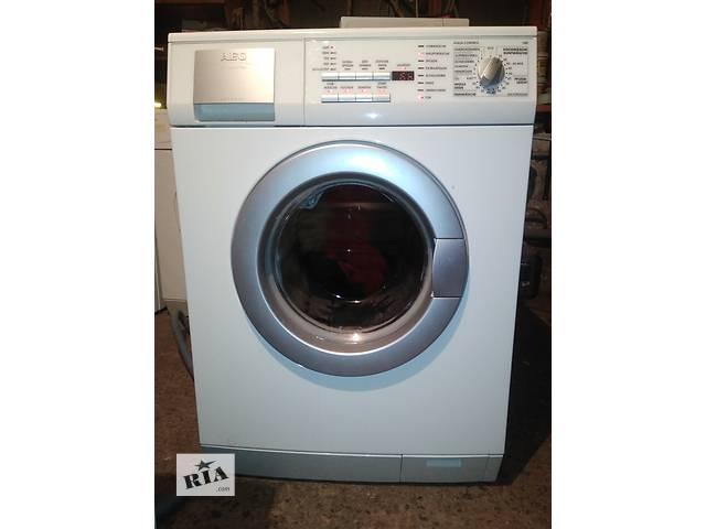 продам стиральная машина из германии AEG 1400обх.6кг. хорошее состояние. бу в Львове