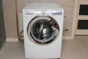 б/в Фронтальные стиральные машинки Hoover