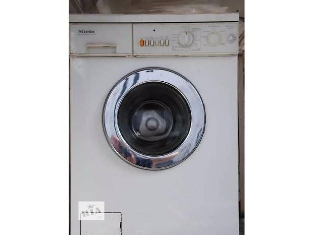 бу Стиральная машинка Miele. в Житомире