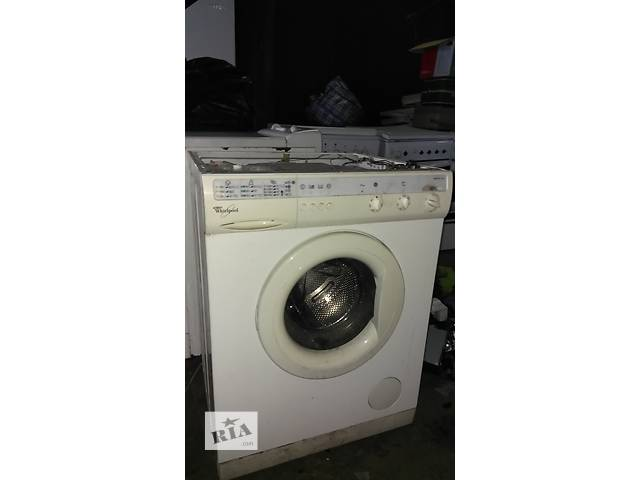 Стиральная пральна машина Whirlpool AWM 248 - 800 - объявление о продаже  в Киеве