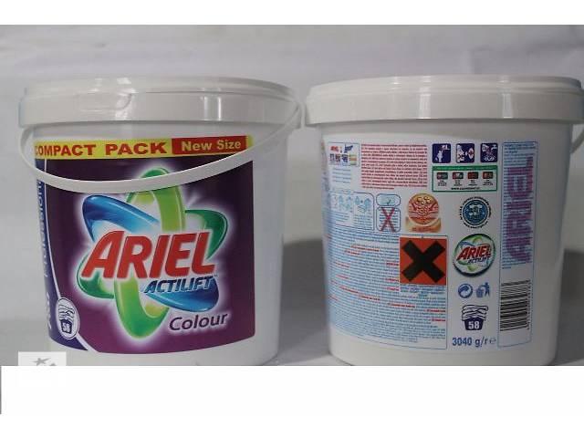 купить бу Ariel Actilift Color 3.4 кг Европа в Ужгороде