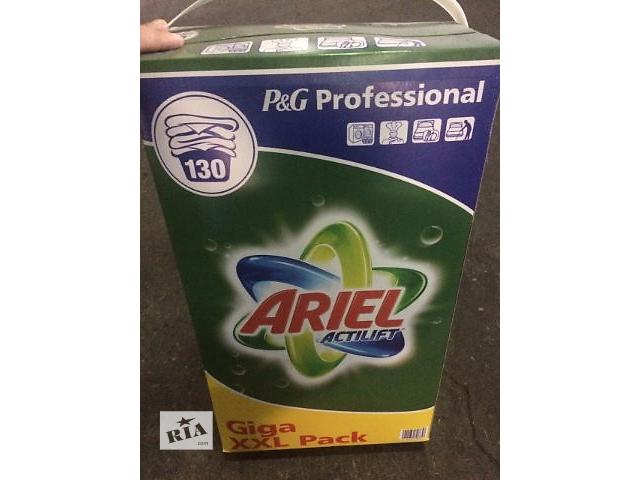 ARIEL  Professional 10.4 кг / 130 стирок- объявление о продаже  в Ужгороде