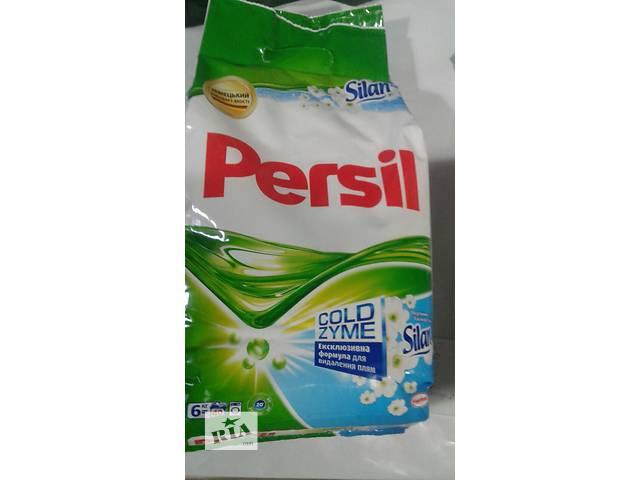 купить бу Стиральный порошок Persil с жемчужинами свежести от Silan 6 кг в Ужгороде