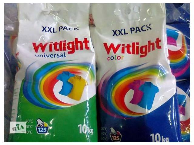 продам Стиральный порошок Witlight 10 кг / 125 стирок бу в Ужгороде
