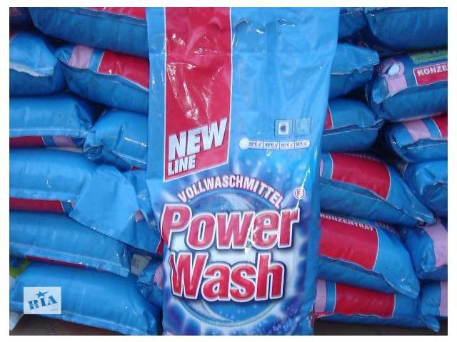 """продам Power Wash 10 кг    стиральный порошок из Германии """" бу в Ужгороде"""
