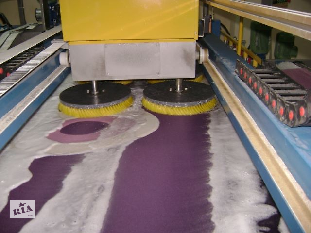 бу Стирка и чистка паласов и ковровых покрытий в Киевской области