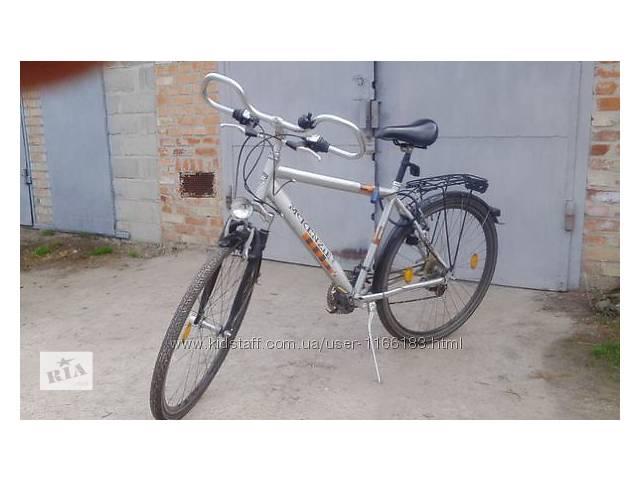 Сучасний німецький велосипед- объявление о продаже  в Яготине