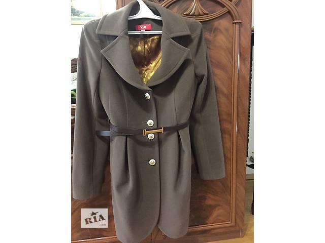 Сукняне пальто- объявление о продаже  в Тернополе