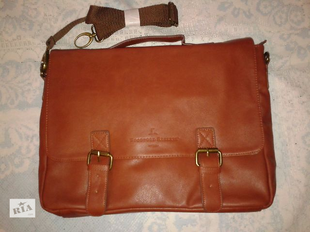 продам Сумка для ноутбука Woodford Reserve brown бу в Николаеве