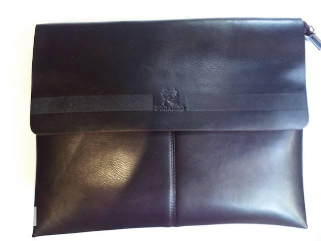 бу сумка мужская на магнитном клапане под формат А4 идеальна для работы и учебы в Одессе