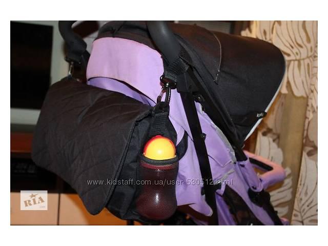 Сумка органайзер для детских вещей на коляску- объявление о продаже  в Сумах