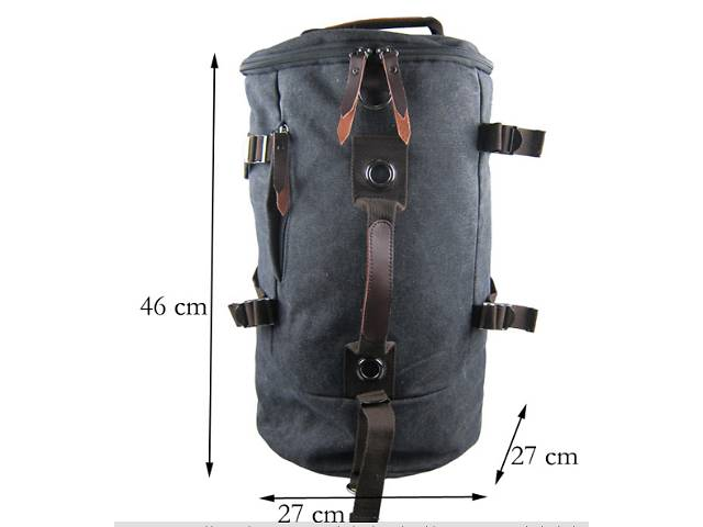 купить бу Сумка рюкзак тканевый , холст , плотная джинсовая ткань  . Универсальный рюкзак сумка из ткани в Черновцах